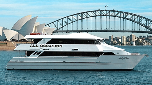 Lady Rose - Sydney New Years Eve Cruise