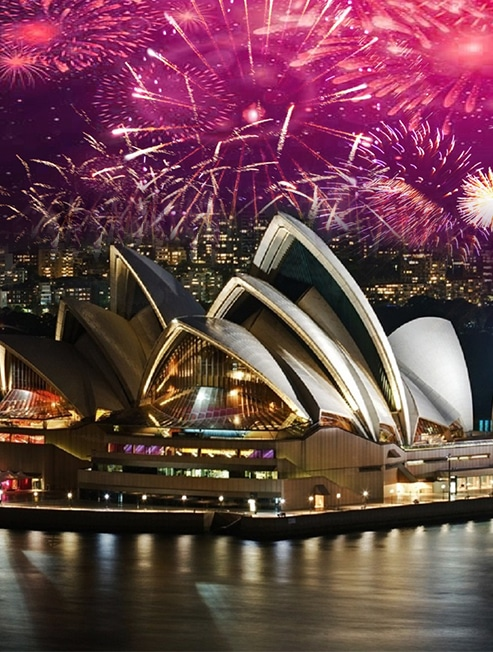 Sydney New Years Eve Cruises
