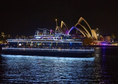 Sydney Night Cruise