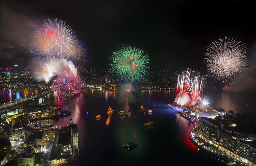 Sydney New Years Eve Cruises 2020 Fireworks Cruise